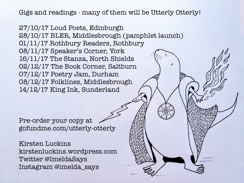 Autumn Gigs updated