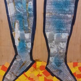 Toussaint's boots