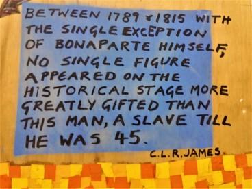 Toussaint's histoire