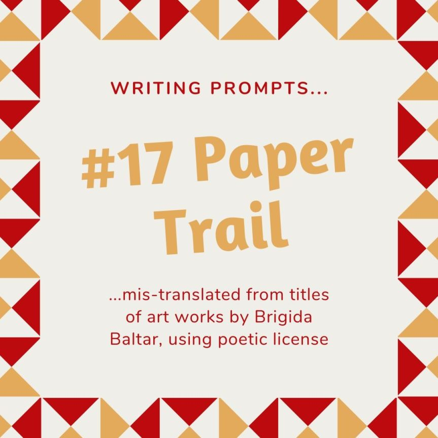 #17 Paper Trail - Copy